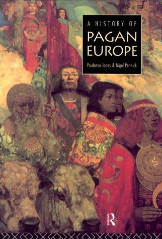 A History of Pagan Europe 9780415091367