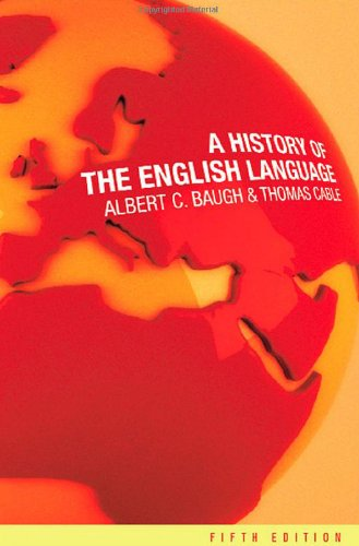 A History of the English Language - 5th Edition