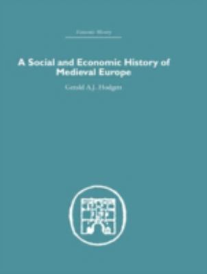 the social and economic problems of medieval europe