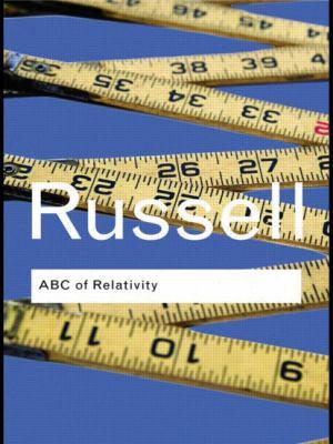 ABC of Relativity 9780415473828