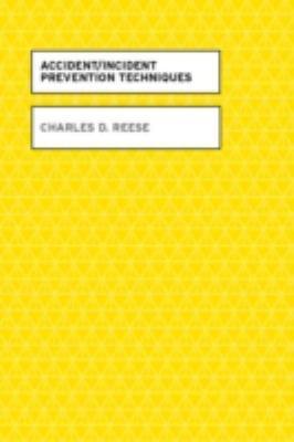 Download book Accident/Incident Prevention Techniques - spokidconarfe