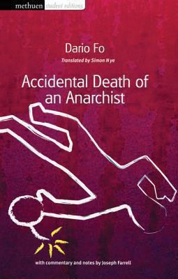 Accidental Death of an Anarchist 9780413772671