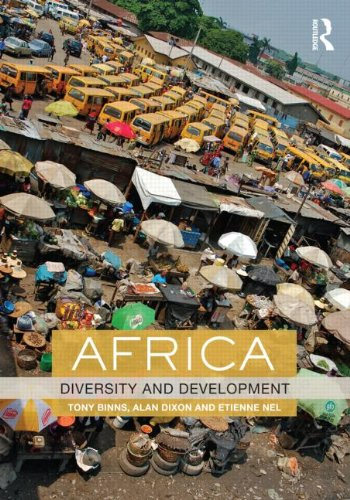 Africa: Diversity and Development 9780415413688