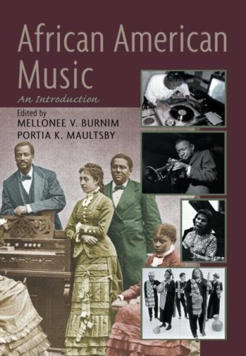 African American Music: An Introduction 9780415941389