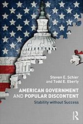 America's Dysfunctional Political System: Popular Distrust and Professional Government