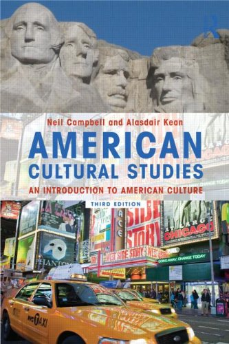 American Cultural Studies: An Introduction to American Culture 9780415598712