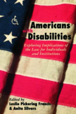 Americans with Disabilities 9780415923682