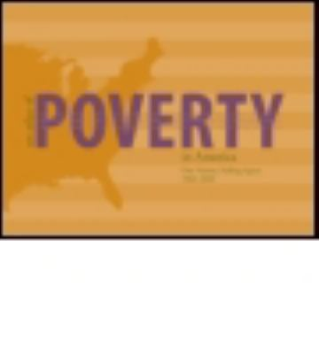 An Atlas of Poverty in America: One Nation, Pulling Apart, 1960-2003 [With CD-ROM] 9780415953368