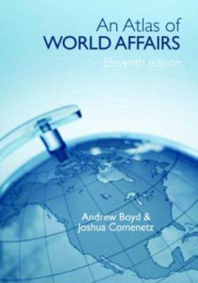 An Atlas of World Affairs 9780415391696