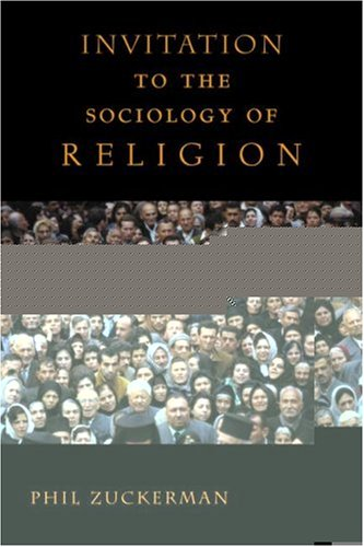 An Invitation to Sociology of Religion: 9780415941266