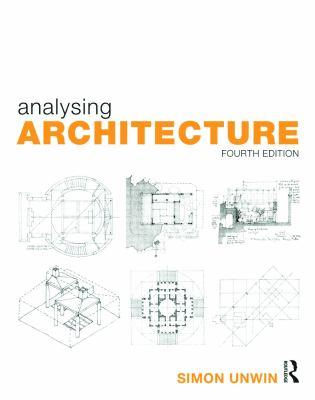 Analysing Architecture 9780415719162
