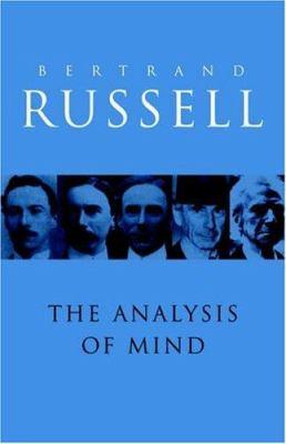 Analysis of Mind 9780415090971
