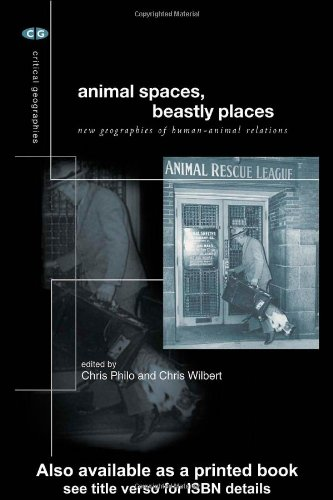 Animal Spaces, Beastly Places 9780415198479