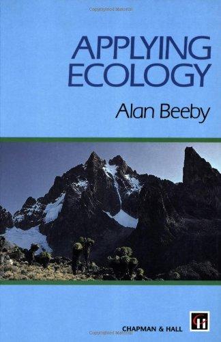Applying Ecology 9780412444708
