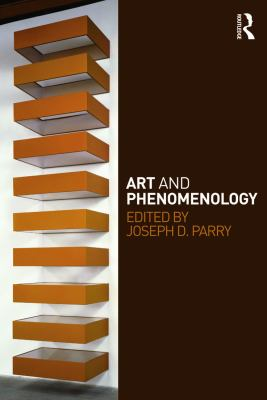 Art and Phenomenology 9780415774505