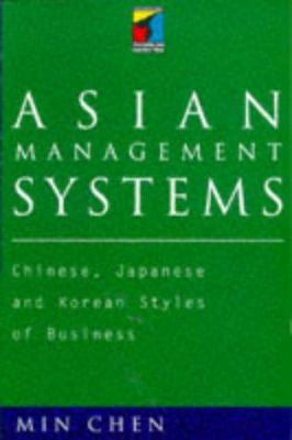 Asian Management Systems 9780415116510