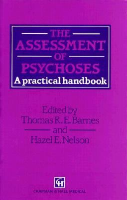 Assessment of Psychoses 9780412535901
