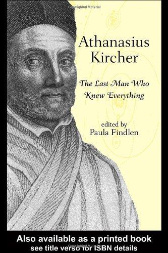 Athanasius Kircher 9780415940160