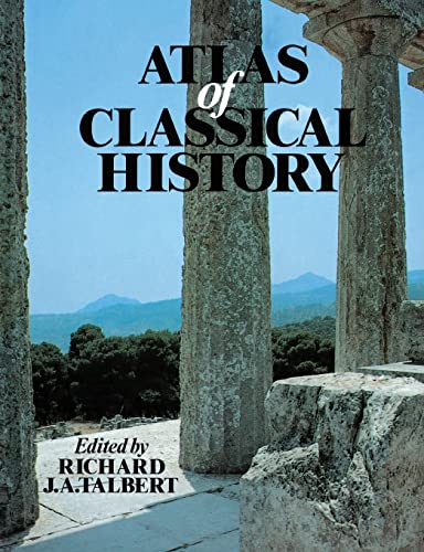 Atlas of Classical History 9780415034630