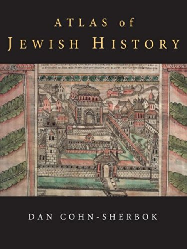 Atlas of Jewish History 9780415086844