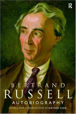 The Autobiography of Bertrand Russell 9780415189859