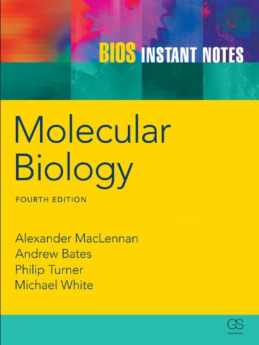 BIOS Instant Notes in Molecular Biology 9780415684163