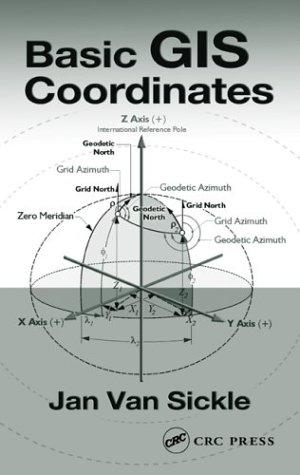 Basic GIS Coordinates 9780415302166
