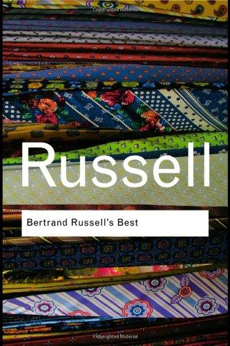 Bertrand Russell's Best 9780415473583