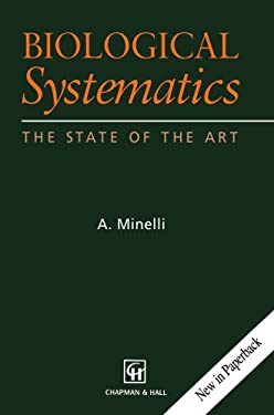 Biological Systematics: The State of the Art 9780412364402