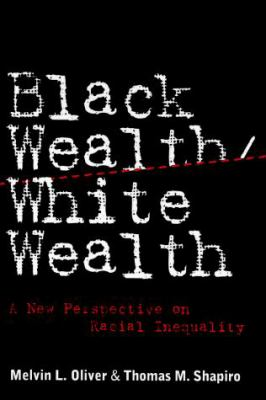 Black Wealth/ White Wealth: A New Perspective on Racial Inequality 9780415913751