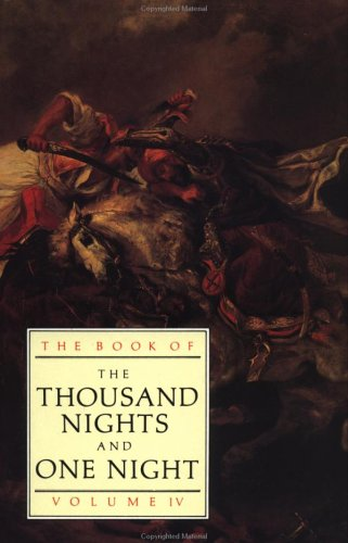 The Book of the Thousand and One Nights (Vol 4) 9780415045421