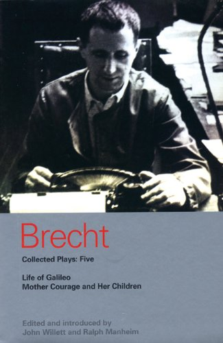 Brecht Collected Plays: Five 9780413699701