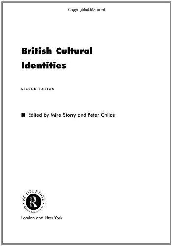 British Cultural Identities 9780415278614