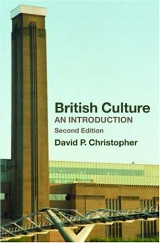 British Culture: An Introduction 9780415353977