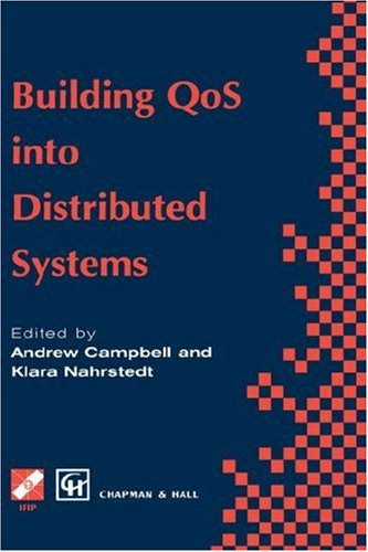 Building Qos Into Distributed Systems 9780412809408