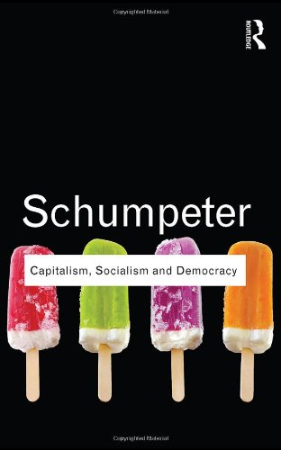Capitalism, Socialism and Democracy 9780415567893