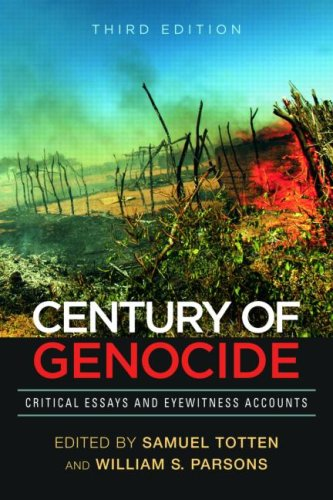 Century of Genocide: Critical Essays and Eyewitness Accounts 9780415990851