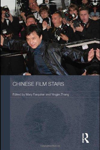 Chinese Film Stars 9780415573900