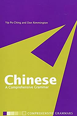 Chinese: A Comprehensive Grammar 9780415150323