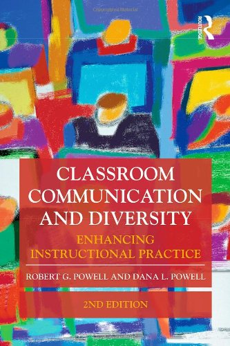 Classroom Communication and Diversity: Enhancing Instructional Practice 9780415877190