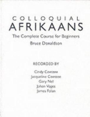 Colloquial Afrikaans Cassettes: The Complete Course for Beginners 9780415206730