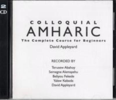 Colloquial Amharic 9780415301343