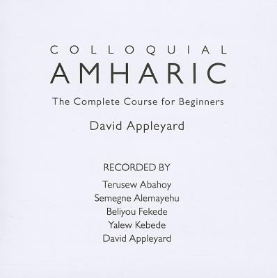 Colloquial Amharic 9780415671811
