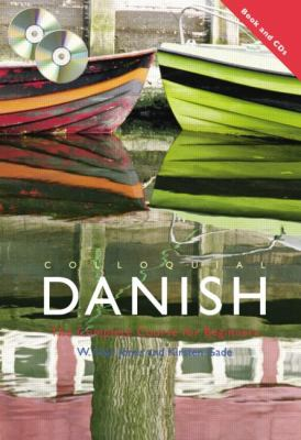 Colloquial Danish: The Complete Course for Beginners [With Paperback Book] 9780415441995
