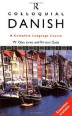 Colloquial Danish 9780415079662