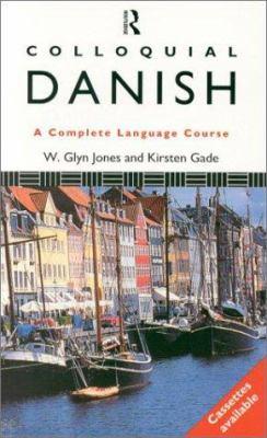 Colloquial Danish 9780415079679