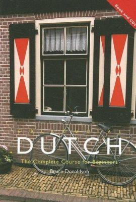 Colloquial Dutch: The Complete Course for Beginners [With Paperback Book] 9780415427050