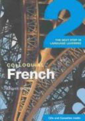 Colloquial French 2 9780415266499