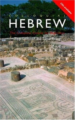 Colloquial Hebrew 9780415240482