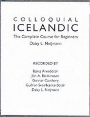 Colloquial Icelandic: The Complete Course for Beginners 9780415207072